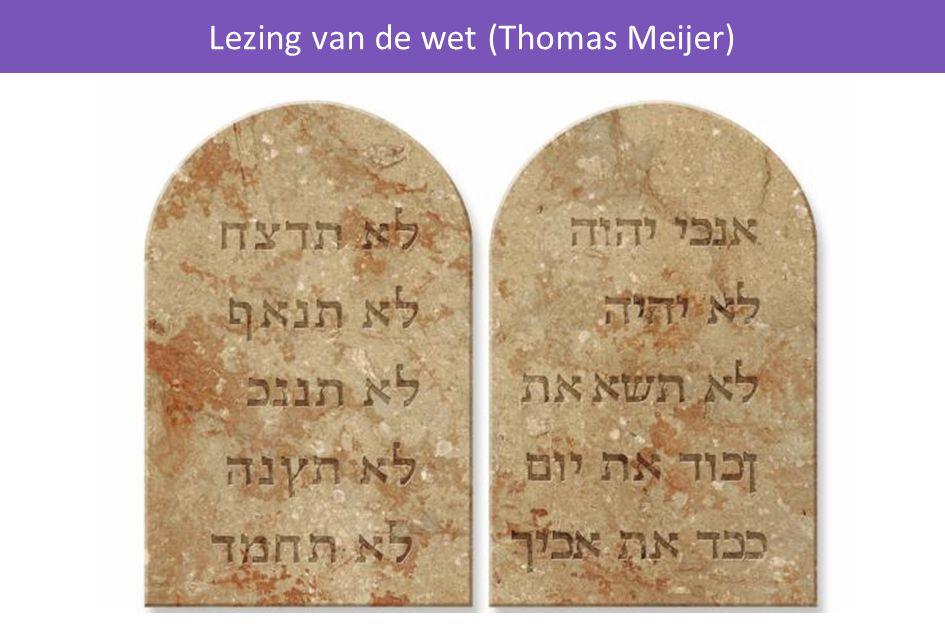 Lezing van de wet (Thomas Meijer) 21