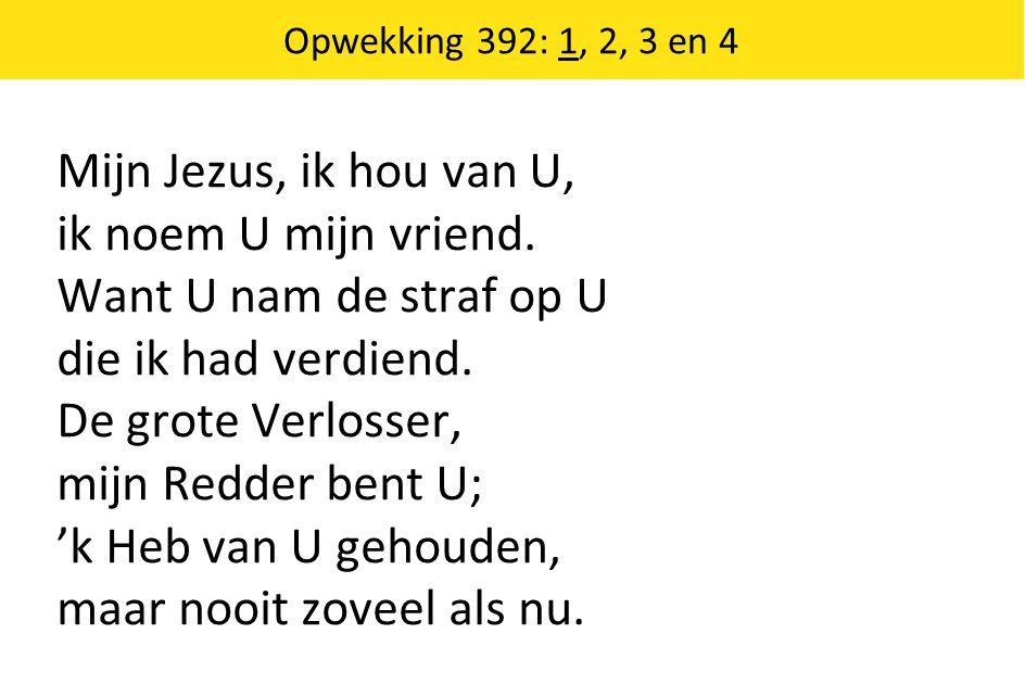 We lezen uit de Nieuwe bijbelvertaling Markus 8: 11 – 30.