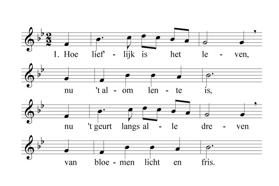 Psalm 108 : 1, 2 en 4 Wie voert mij met een vaste hand tot in het hart van s vijands land.