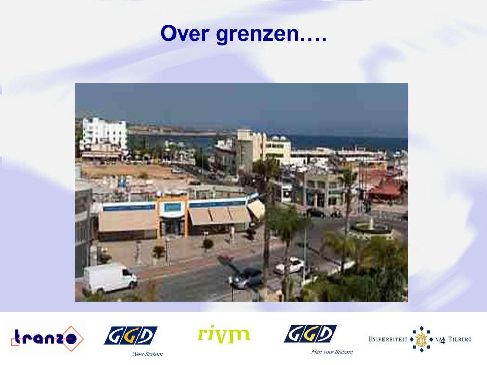 25 Aanzienlijke regionale verschillen in inzet van preventie Gebruik leeflijnen door GGD-en door gemeenten Bron: CGL, van Dijk en van Kesteren, 2009