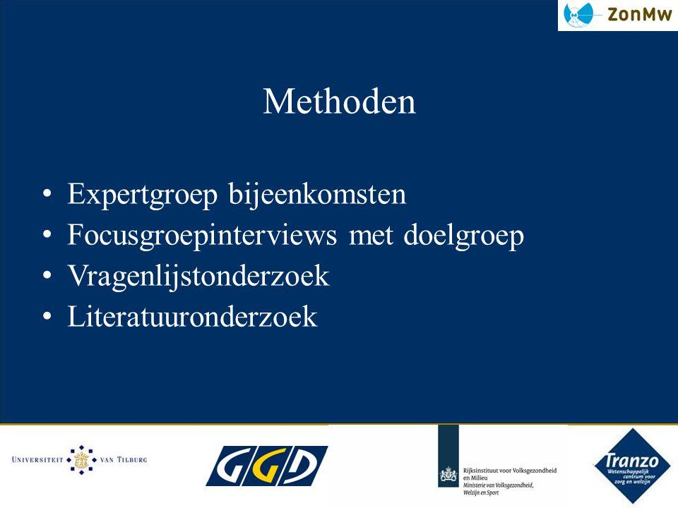 Met dank aan Alle participanten Prof.dr. Henk Garretsen Prof.