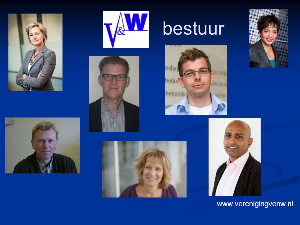 bestuur www.verenigingvenw.nl