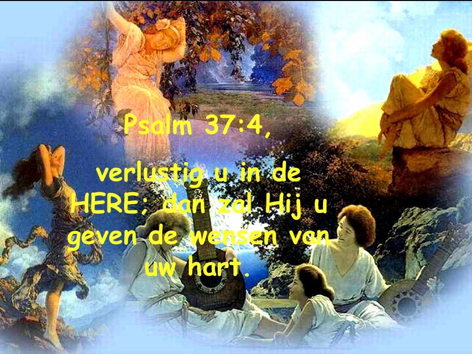 Psalm 78:16, Hij deed beken vloeien uit de rots en water neerstromen als rivieren.