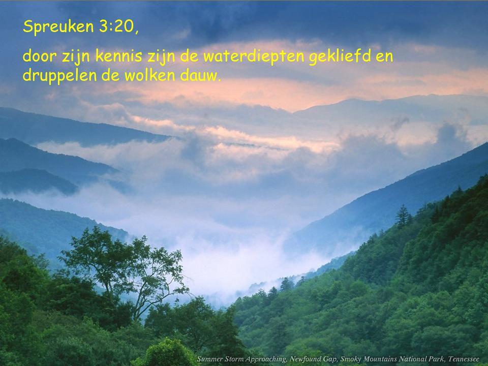 Psalm 95:3, Want de HERE is een groot God, een groot Koning, boven alle goden,