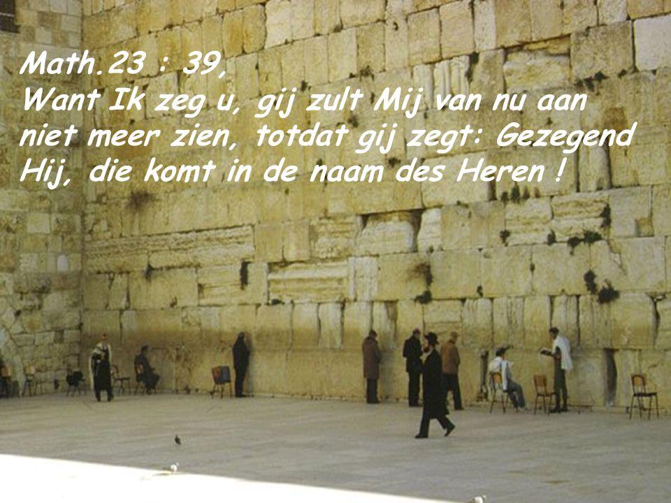 Joh 9,25 Hij dan antwoordde: Of Hij een zondaar is, weet ik niet; één ding weet ik, dat ik, die blind was, nu zien kan.