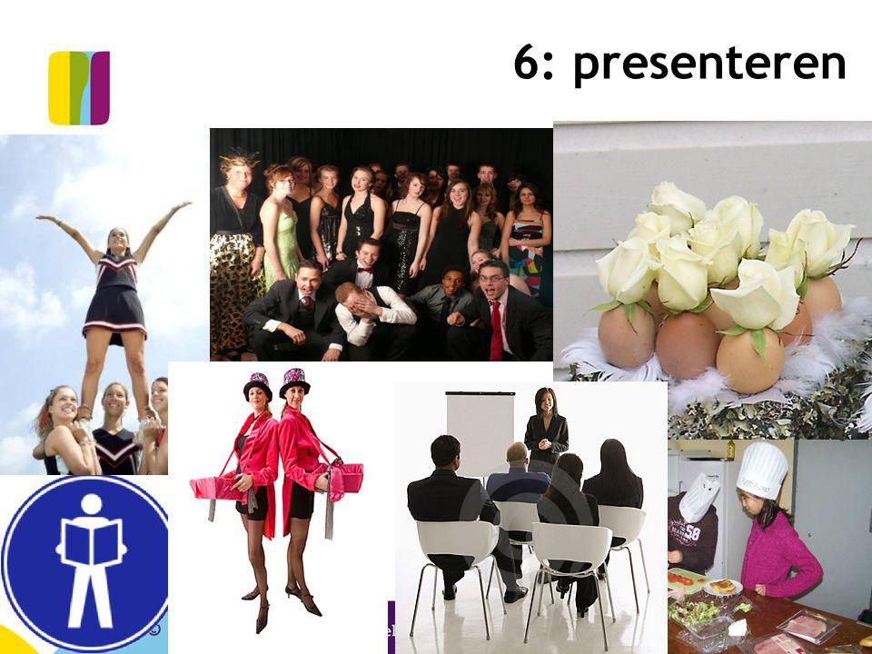 7 6: presenteren
