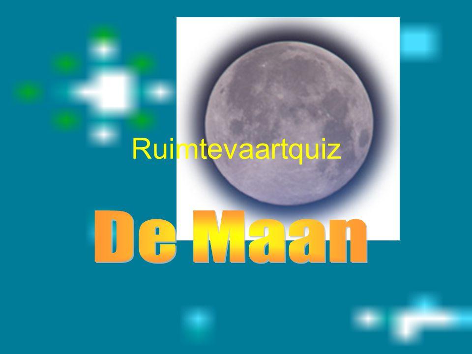 Vraag 10 Hoe heten de verschillende vormen van de maan?