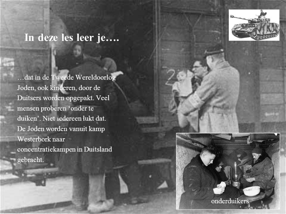 Wat ga je allemaal leren? Het ontstaan van de tweede wereldoorlog. 5 mei 1945 Nederland wordt bevrijd maar moet weer helemaal opgebouwd worden. Na de