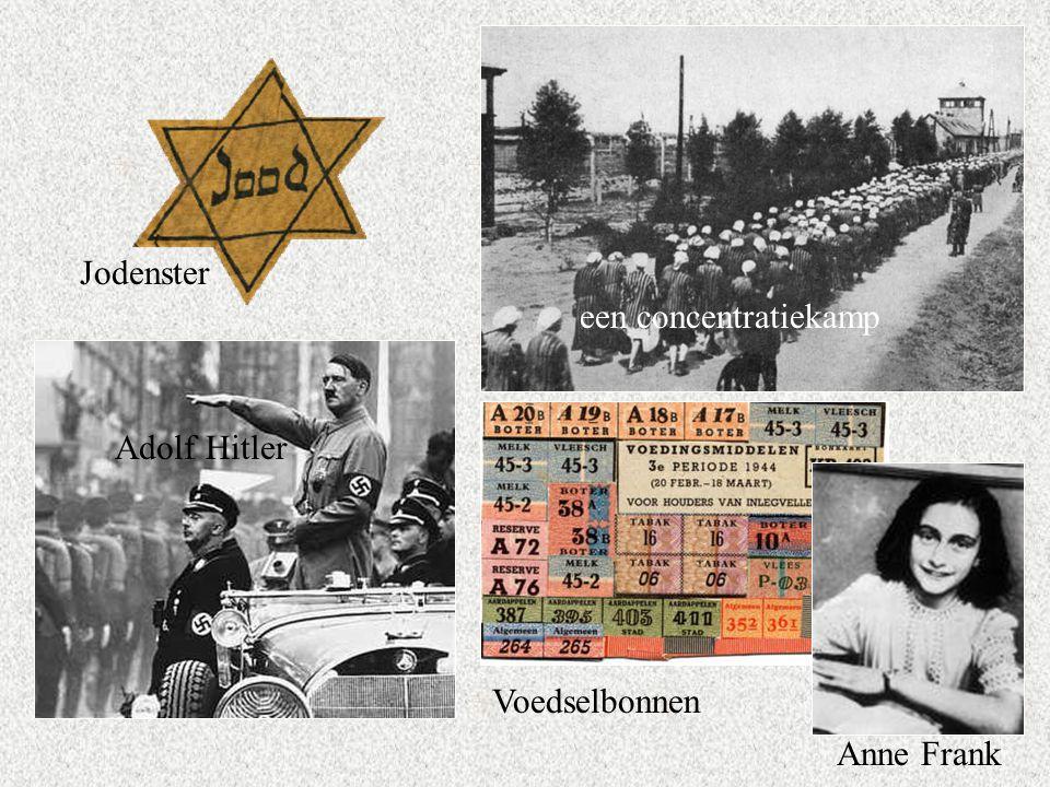Voordat je gaat lezen Kijk even goed naar deze begrippen het achterhuis:Anne Frank en haar familie zijn ondergedoken in het achterste deel van een hui