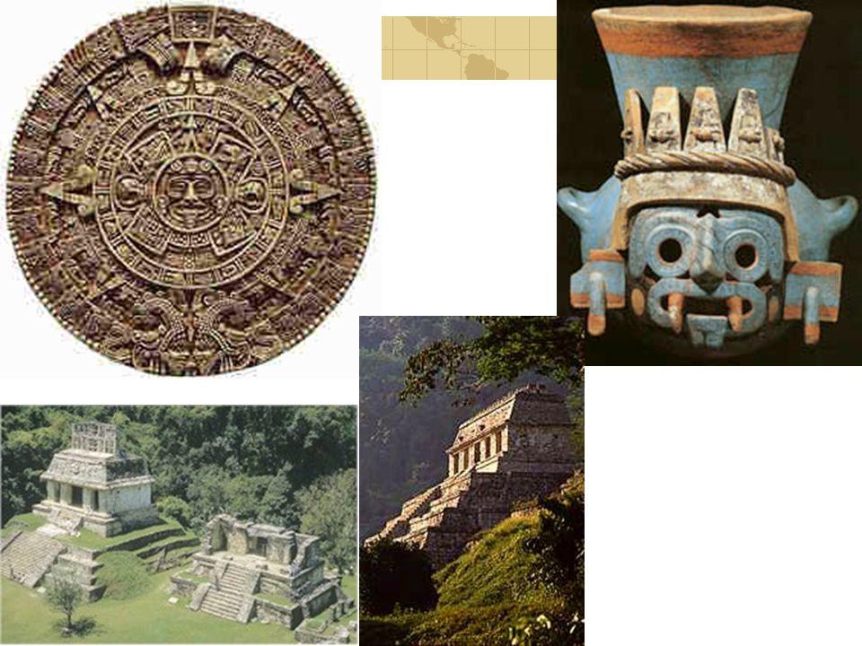 De Azteken Azteken machtig volk Belasting van andere volkeren