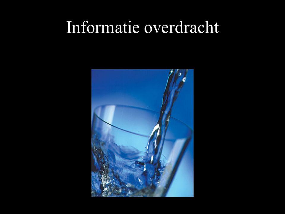 Informatie overdracht