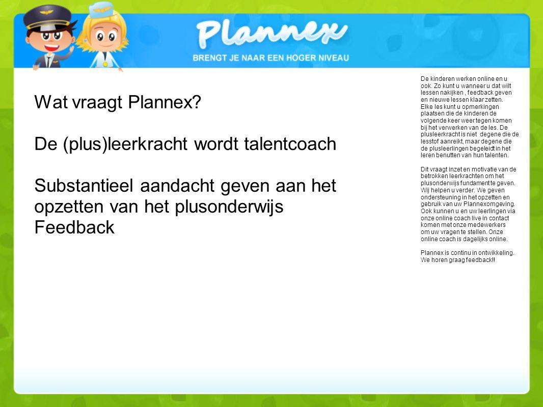 Uitproberen? www.plannex.nl www.plannex.nl