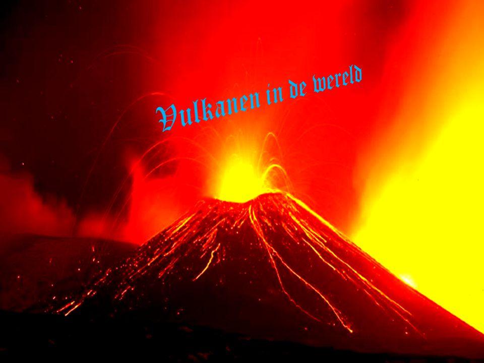 Onderzoeksvraag 1: Wat is de actiefste vulkaan per werelddeel en wat is de actiefste vulkaan in de wereld Antwoord: Europa: Stromboli Australië: Big Ben Azië: Mayon Filipijnen Zuid Amerika; Copotaxi Ecuador Noord Amerika; Mauna Loa Actiefste vulkaan van de wereld is de Mauna Loa