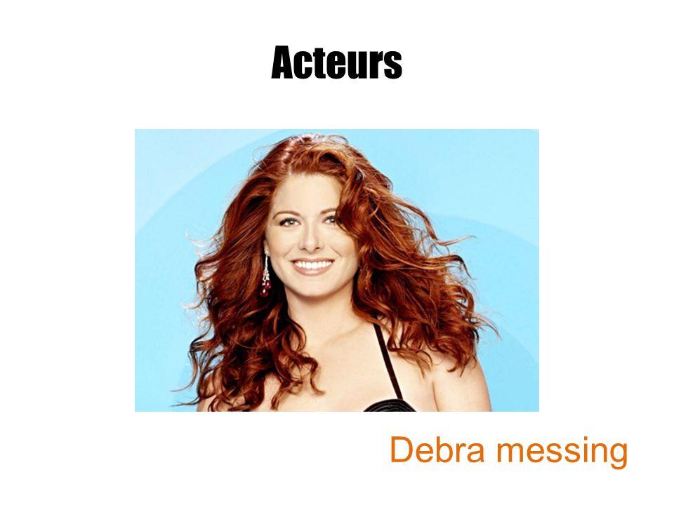 Acteurs Debra messing