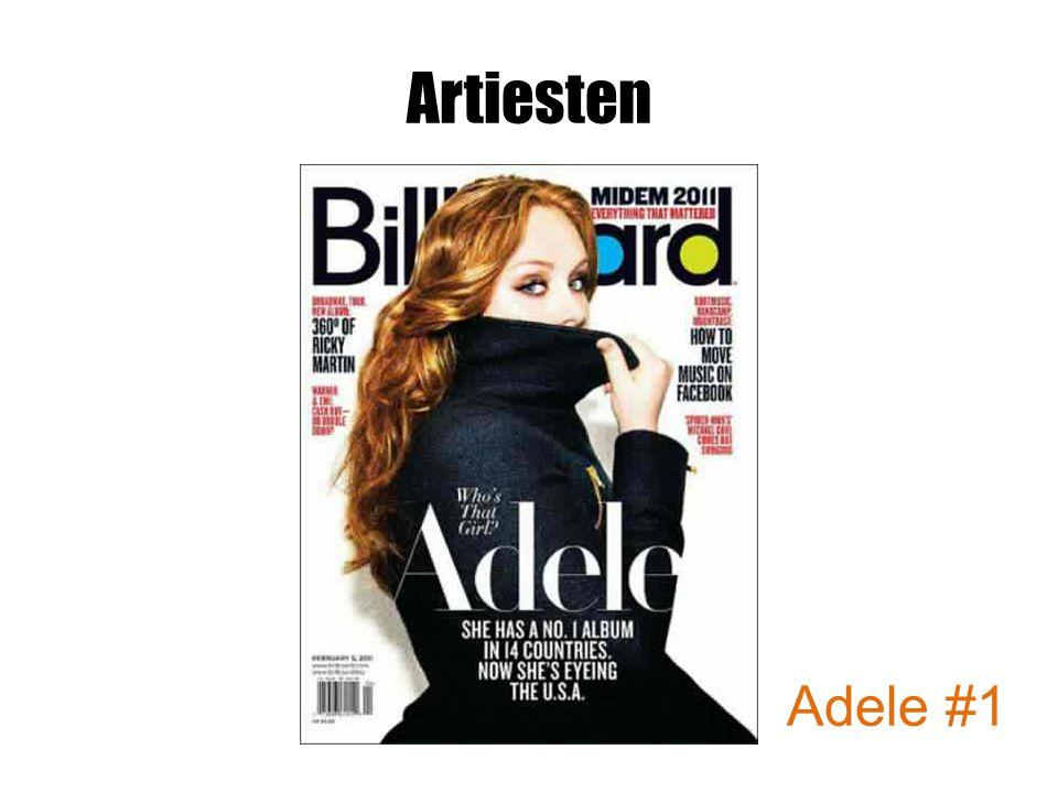 Artiesten Adele #1