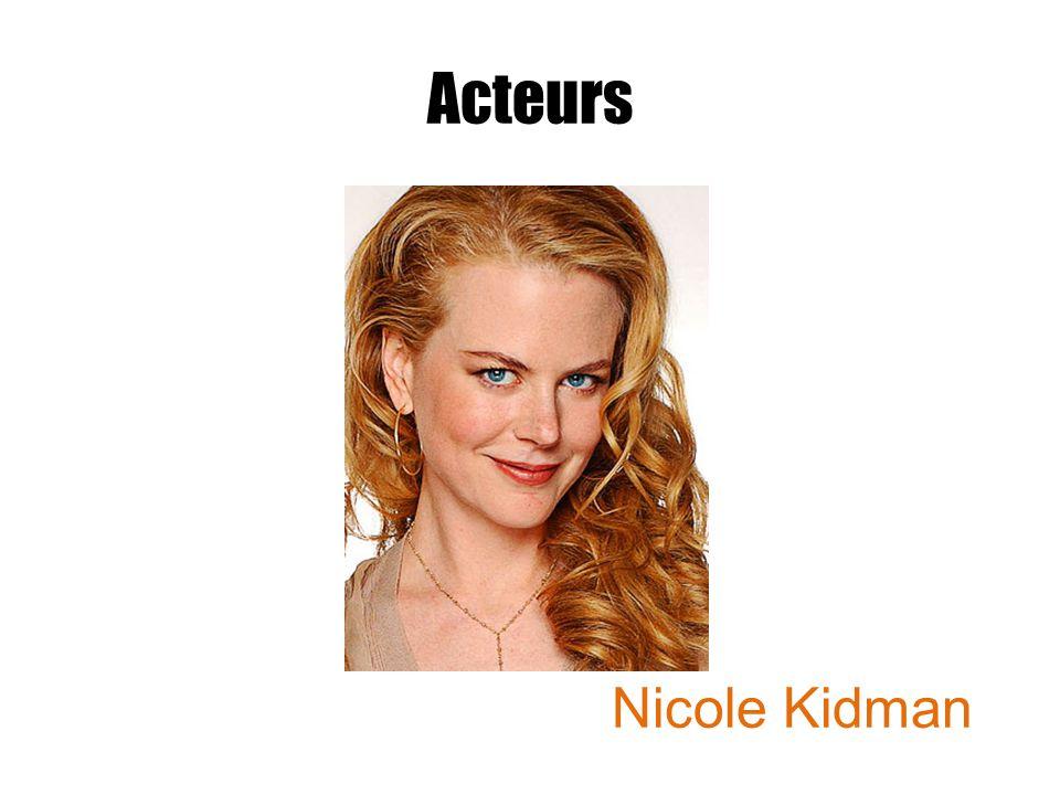 Acteurs Cynthia Nixon
