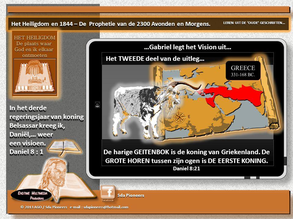 Sda Pioneers © 2013 AGO / Sda Pioneers e-mail : sdapioneers@hotmail.com De harige GEITENBOK is de koning van Griekenland.
