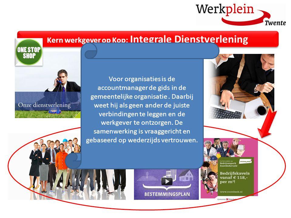 Voor organisaties is de accountmanager de gids in de gemeentelijke organisatie.