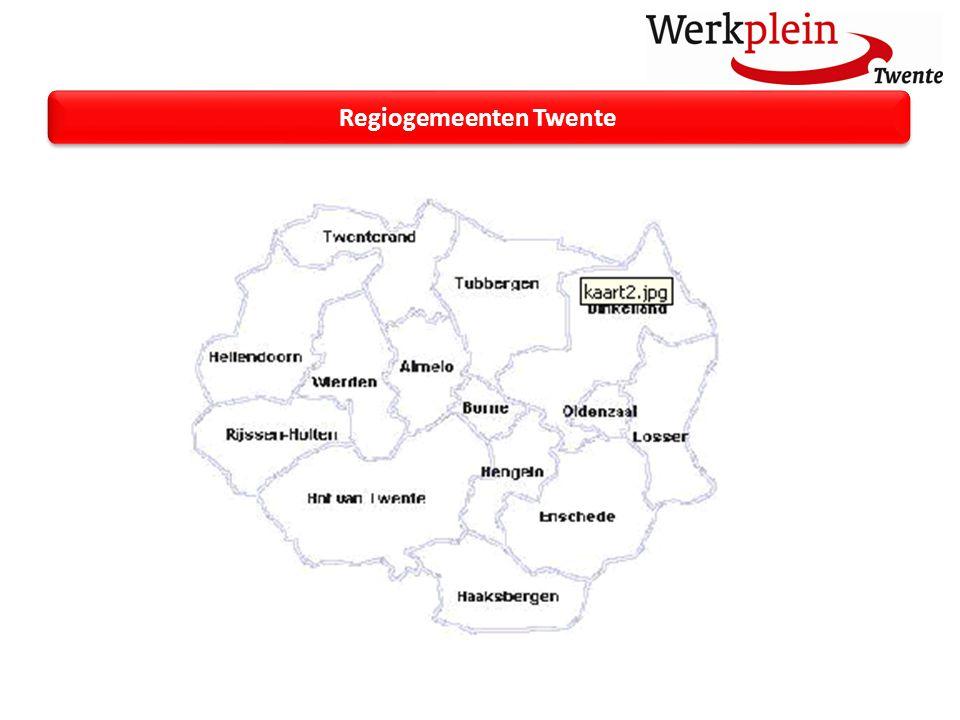 Regiogemeenten Twente