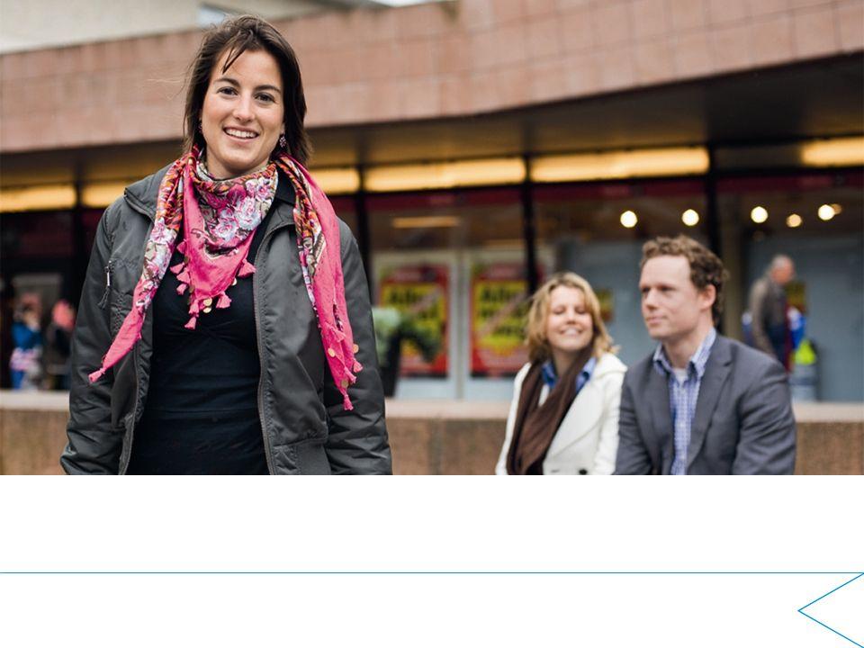 Naar dertig regionale Werkgeversservicepunten Werkgevers hebben één regionaal publiek aanspreekpunt voor arbeidsmarktvraagstukken Eén landelijk en 30 regionale punten UWV en gemeenten hebben zelfde belangen bij het plaatsen van mensen met grote afstand tot de arbeidsmarkt UWV kan landelijke afspraken regionaal vertalen ten behoeve van de regio en gemeenten Bundeling van de werkgeversdiensten van UWV en gemeenten geeft breed pakket voor werkgevers UWV faciliteert gemeenten met (regionale) arbeidsmarktanalyses Eén digitaal platform, voor UWV en gemeenten om klanten en vacatures te registreren en te matchen