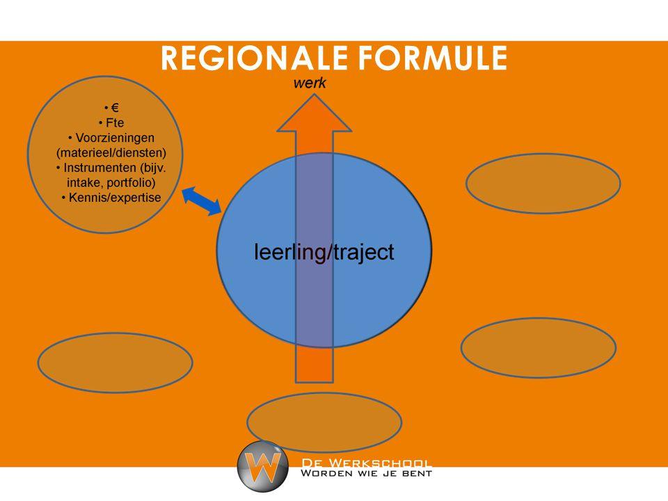 REGIONALE FORMULE