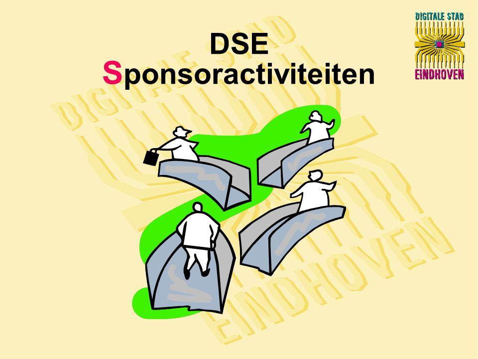 DSE S ponsoractiviteiten