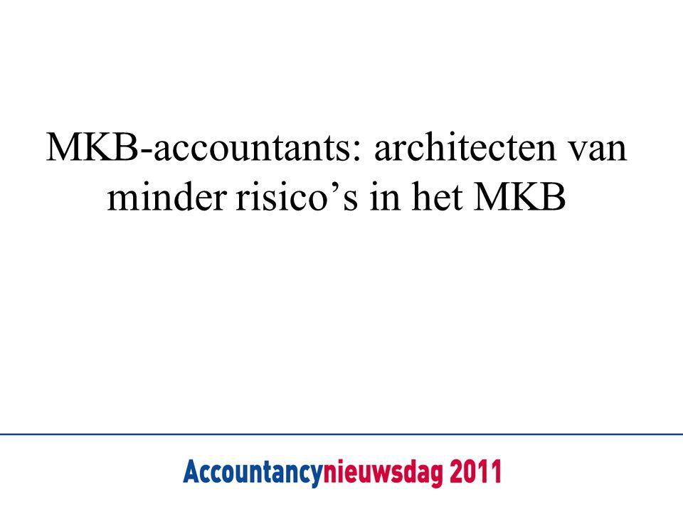 MKB-accountants: architecten van minder risico's in het MKB
