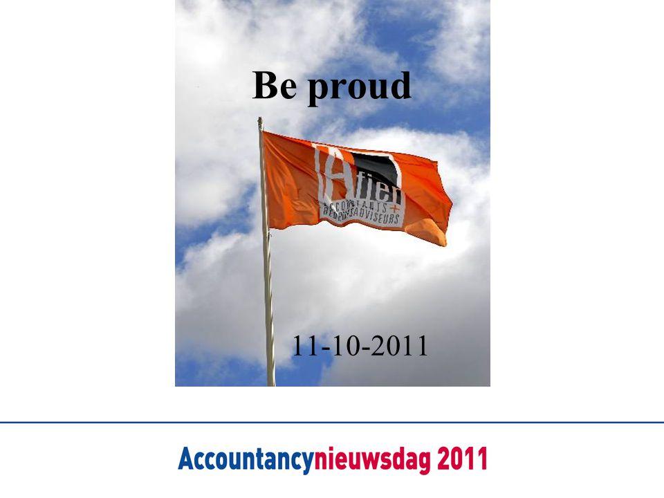 Be proud 11-10-2011