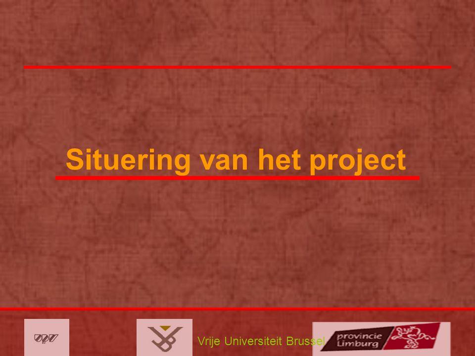 Vrije Universiteit Brussel Dienstverlening