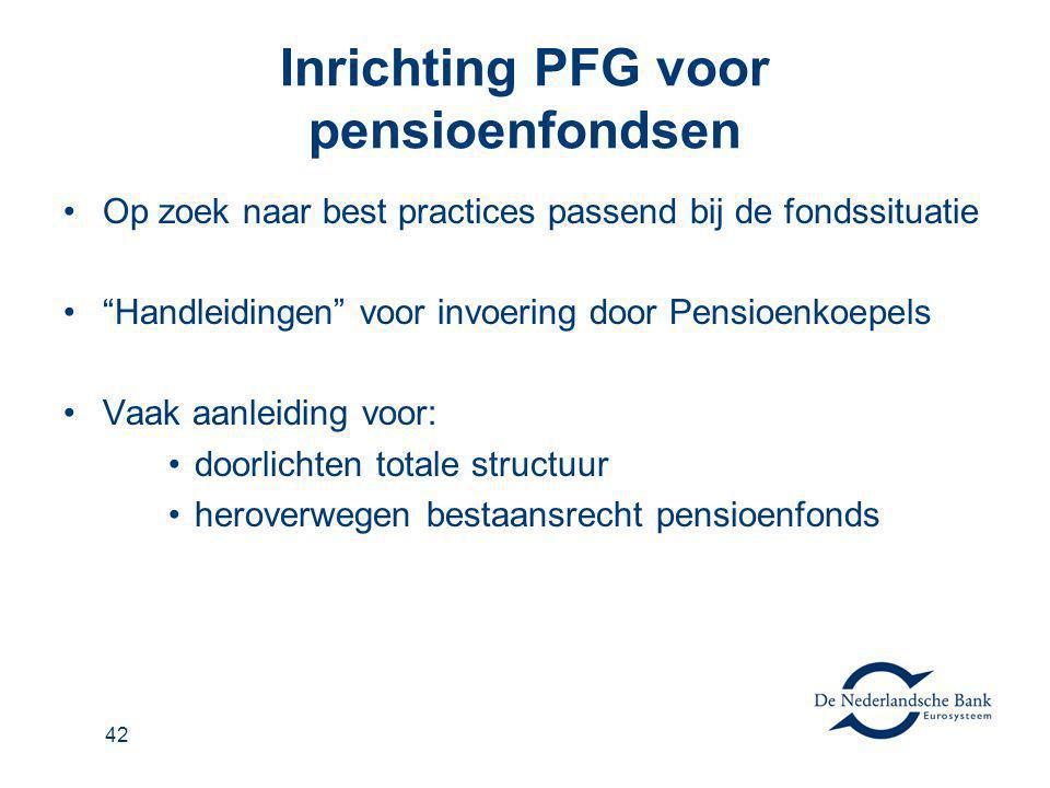 43 Principes passen goed bij: Principle based wetgeving (keuze wetgever) Risicogebaseerd toezicht DNB (FIRM) Waar draait het om.