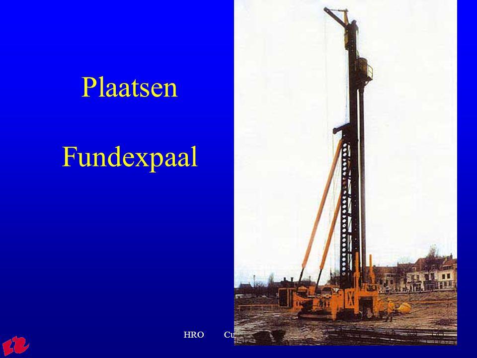 HRO Cursus rib FVB0117 Plaatsen Fundexpaal