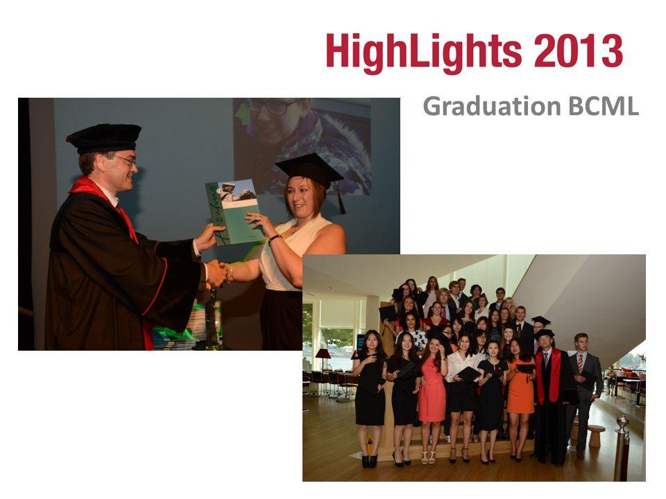 Graduation BCML