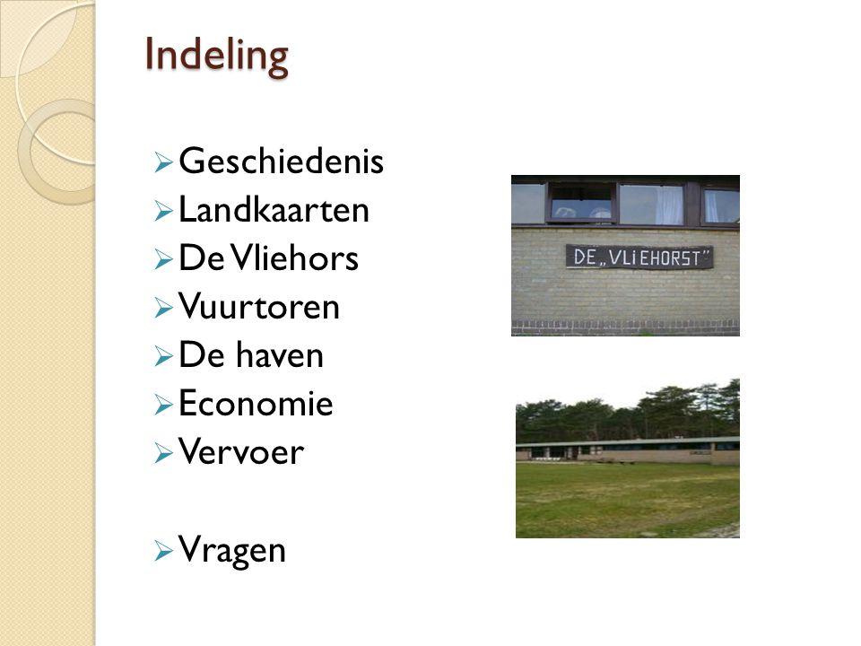 Geschiedenis Watersnood van 1287 West-Vlieland 1736 1942 Noord-Holland