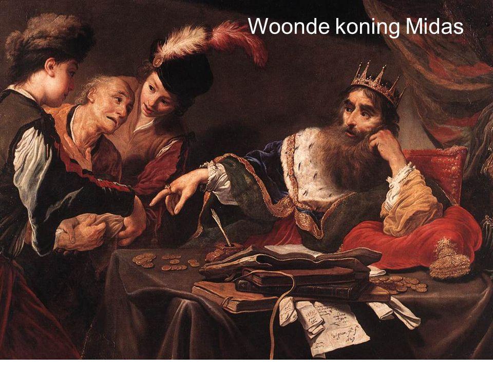 Woonde koning Midas