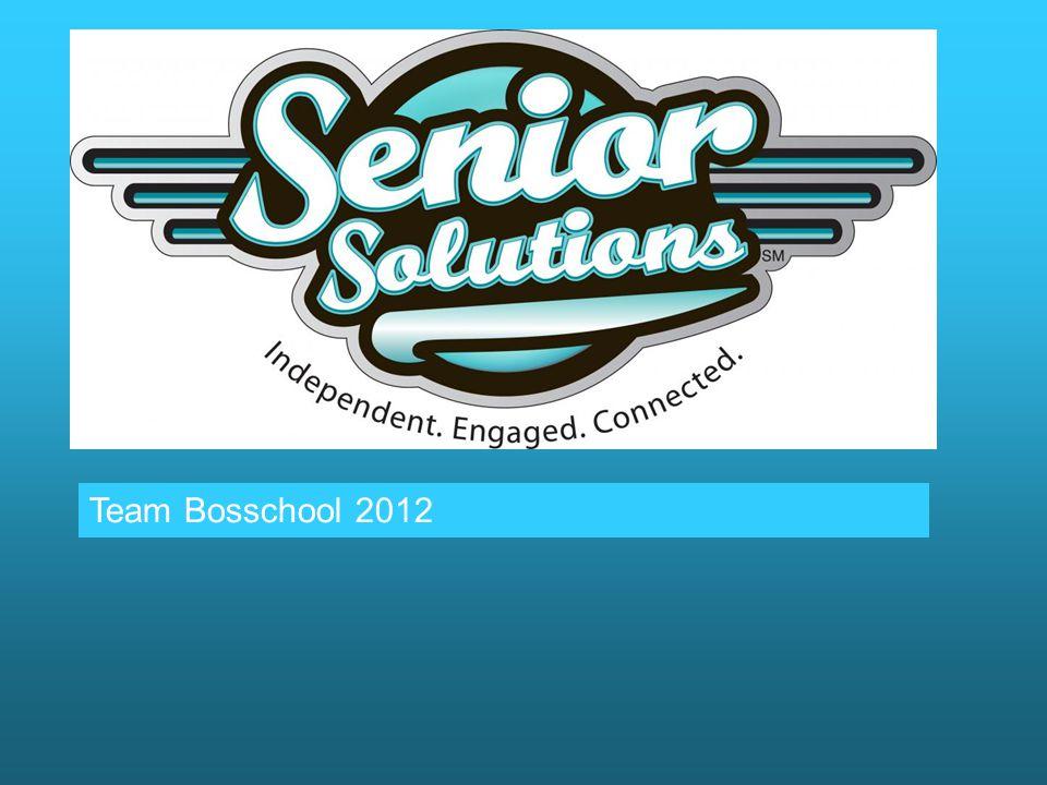 Team Bosschool 2012