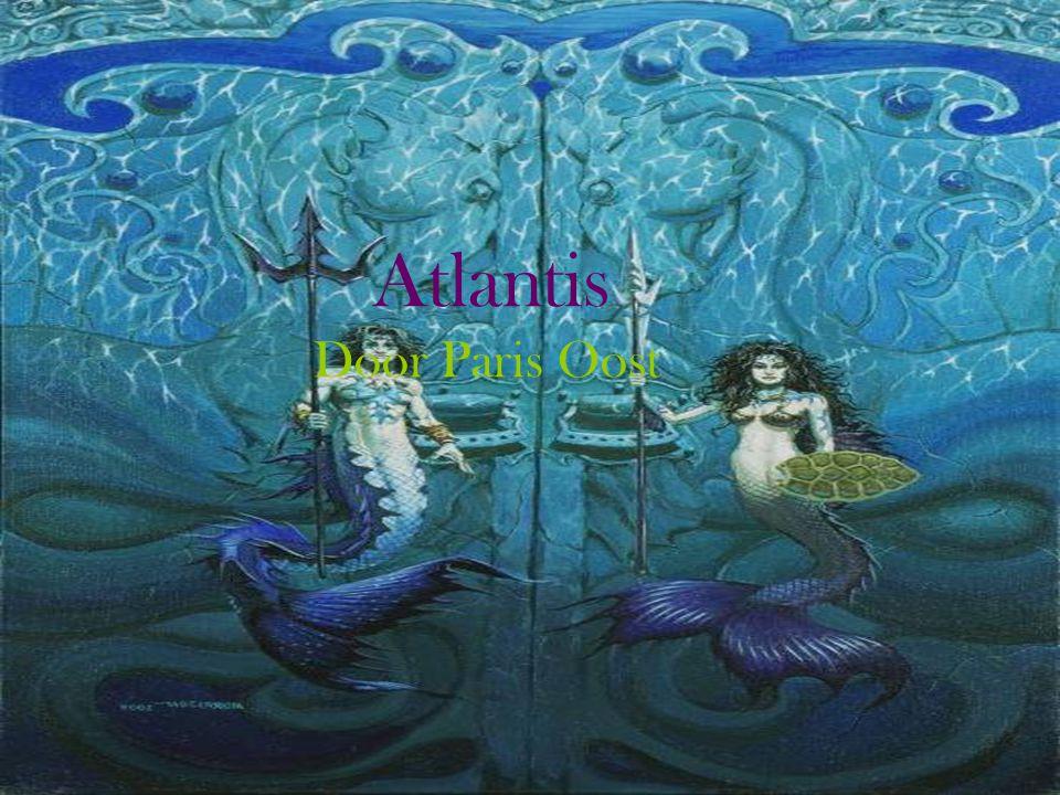 Atlantis Nu Atlantis Vroeger (Winter) Atlantis Kaart Atlantis Vroeger (Zomer)