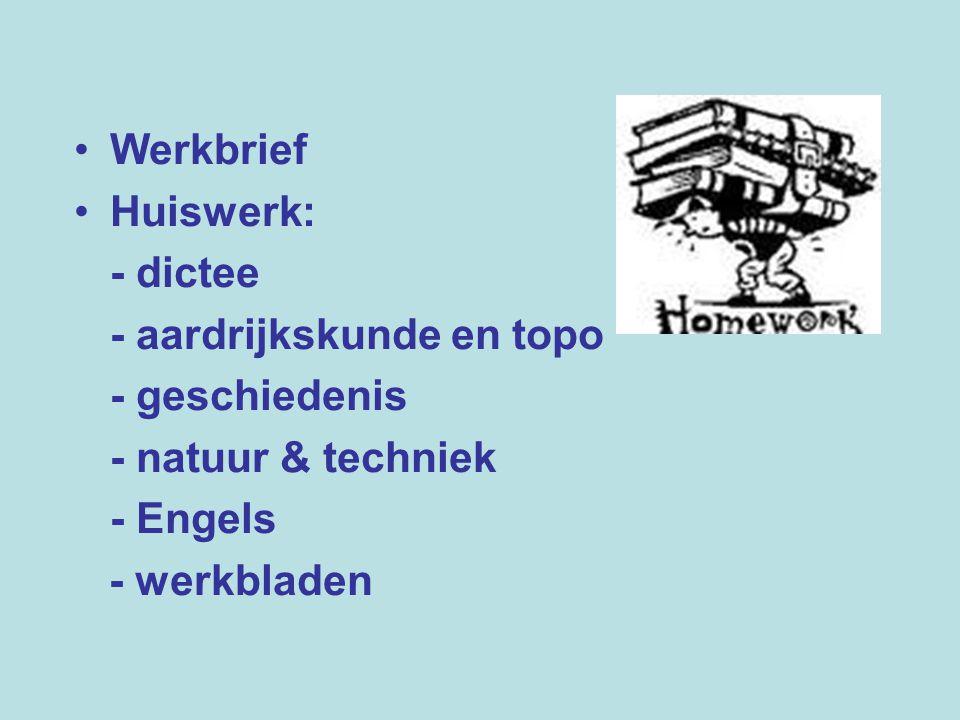 Groep 7 Werkwoordspelling (de d's en de t's…) verder met ontleden Schooltv Weekjournaal Engels IKI Kamp: 27 en 28 september (auto's/geld?) Verkeersexamen Entreetoets: mei 2012 - Uitslag