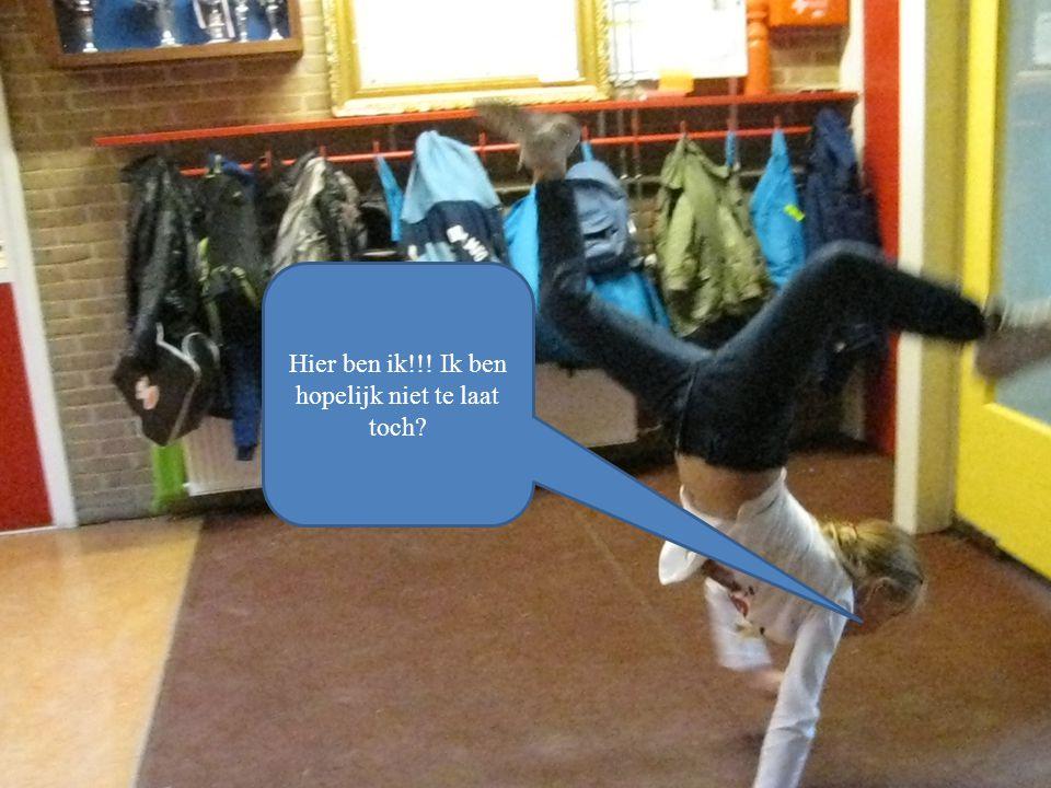 Ik heb talent voor reppen!!!