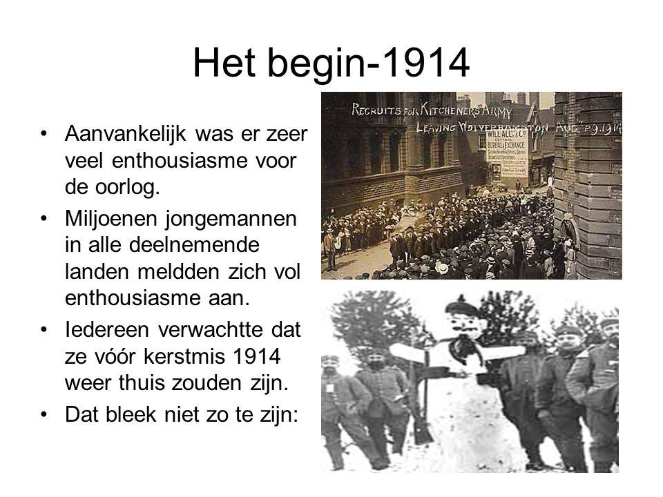 Ook de bevolking werd een doelwit tijdens de Eerste Wereldoorlog De Duitsers bombardeerden bijvoorbeeld de Belgische stad Leuven en bombardeerden Londen met Zeppelins.