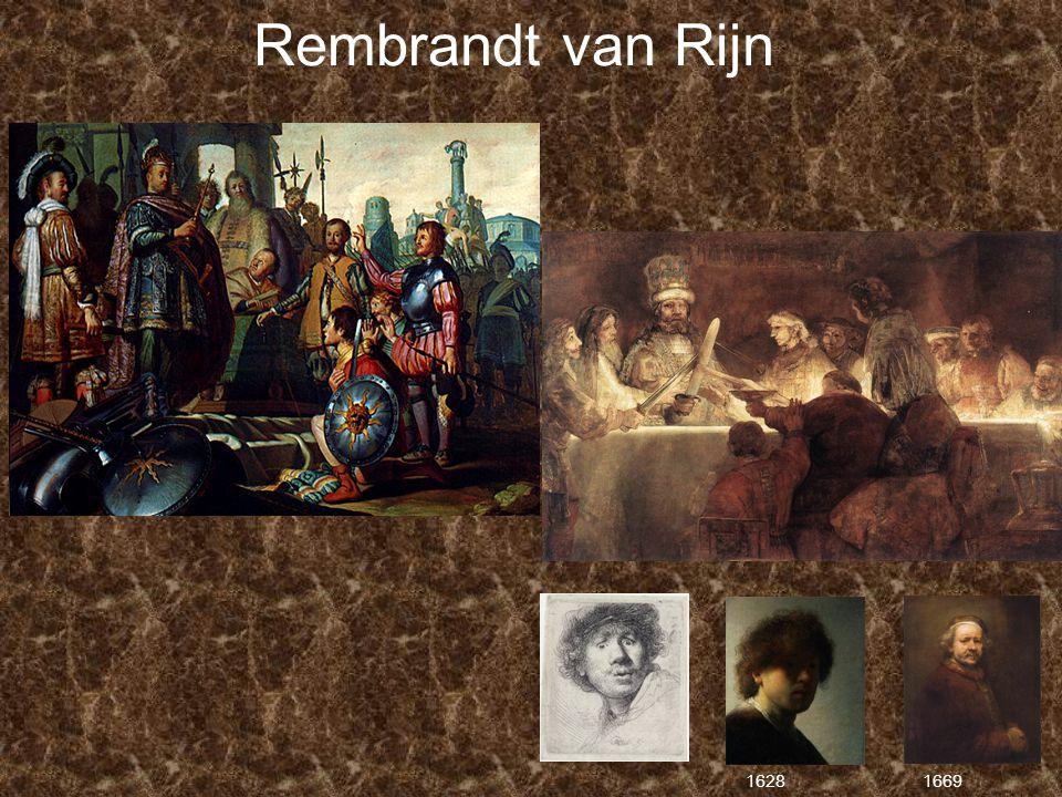 Rembrandt van Rijn 16691628