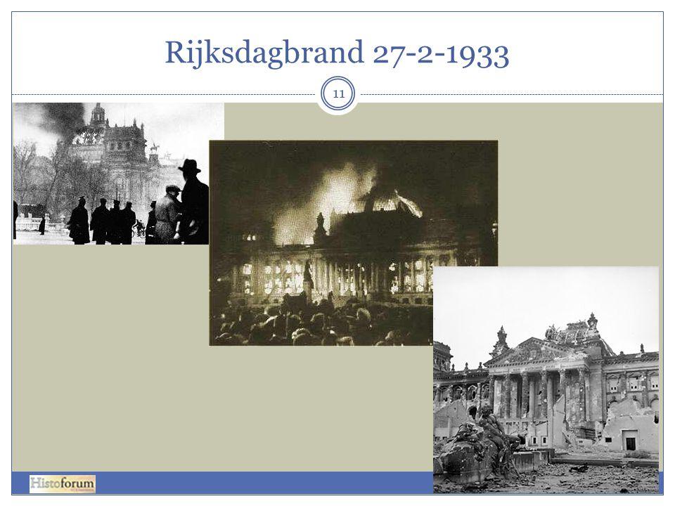 Rijksdagbrand 27-2-1933 11