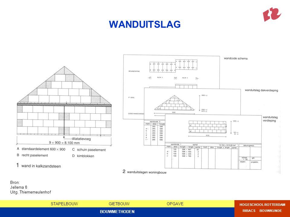 STAPELBOUWGIETBOUWOPGAVE HOGESCHOOL ROTTERDAM RIBACS BOUWKUNDE BOUWMETHODEN OPGAVE 1C ONDERZOEK BOUWMETHODEN 3Keuze bouwmethode10% Geef aan welke bouwmethode(s) voor jouw gebouw wel of niet mogelijk zijn, en waarom.