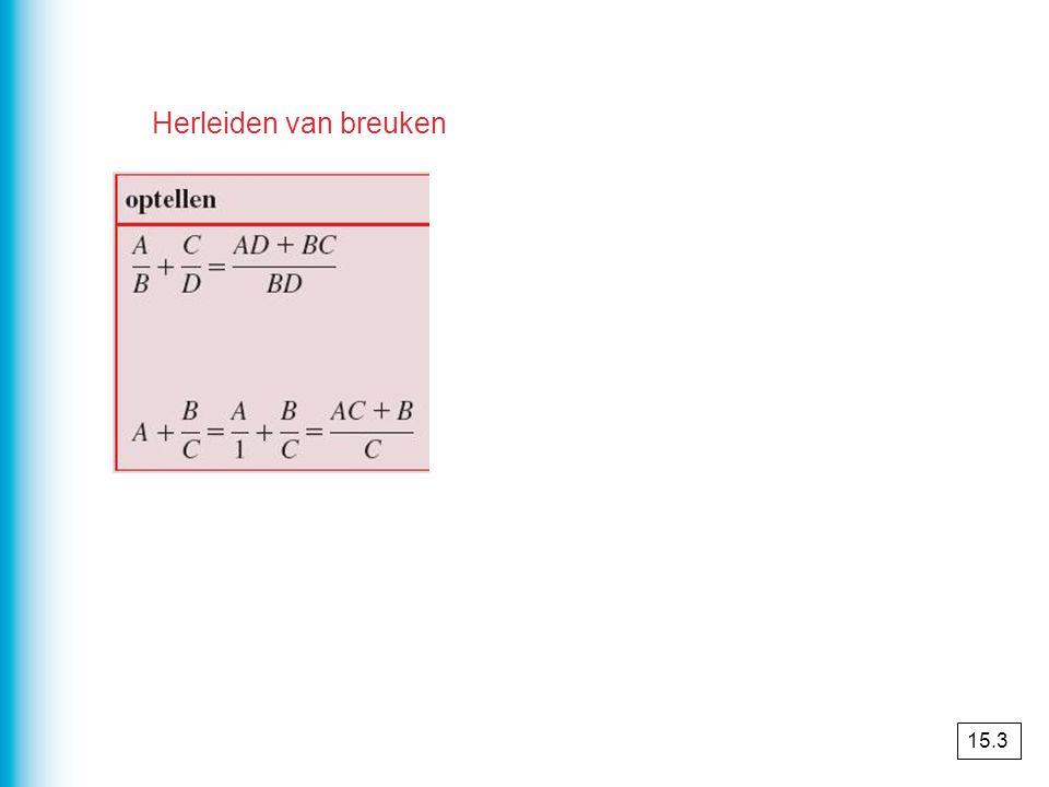 Toenamendiagram De toenamen en afnamen van een grafiek kun je verwerken in een toenamendiagram.