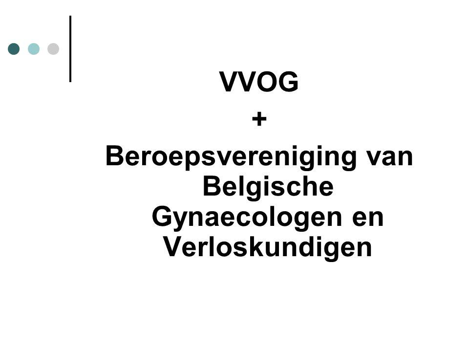 VVOG + Beroepsvereniging van Belgische Gynaecologen en Verloskundigen