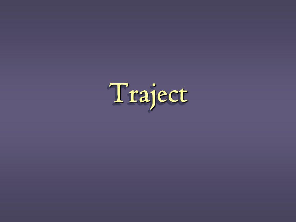 TrajectTraject