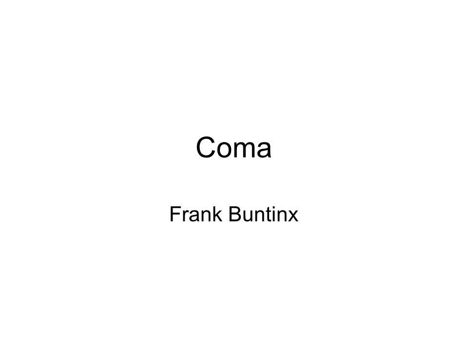 Coma Frank Buntinx