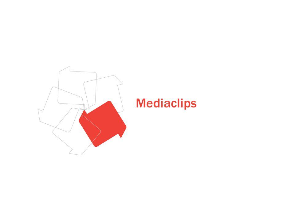 Mediaclips