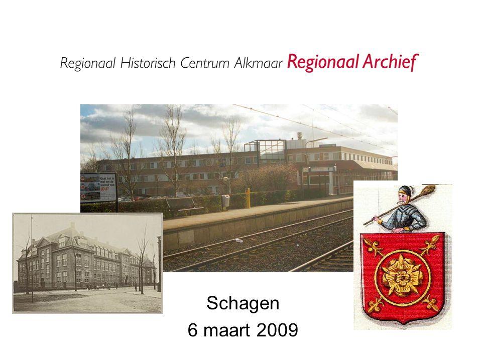 Schagen 6 maart 2009