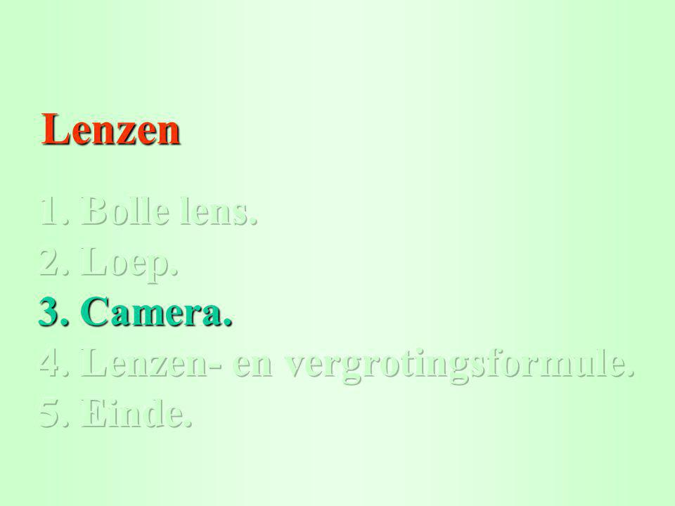 Lenzen Lenzen 3. Camera. 3. Camera.