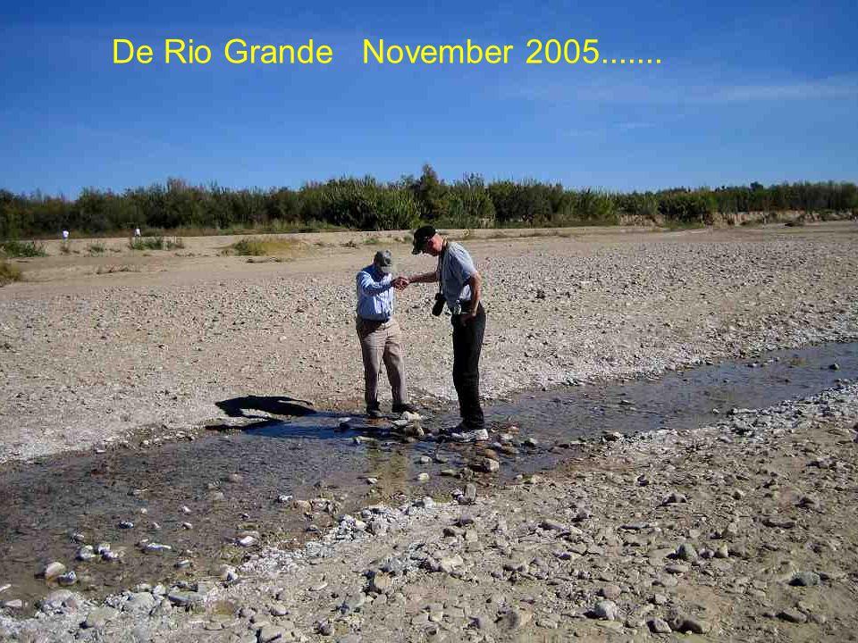 De Rio Grande November 2005.......